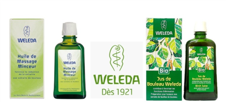 Concours anniversaire Weleda