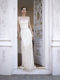 Robe de mariée Stéphanie Allin