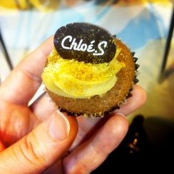 Mini cupcake Chloé S. pour grande gourmande