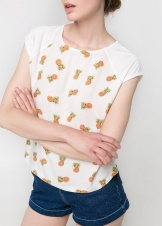 T-shirt Ananas, Mango