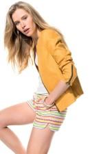 Short multicolore, Naf-Naf