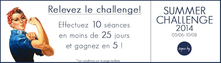 ASummer Challenge Banner