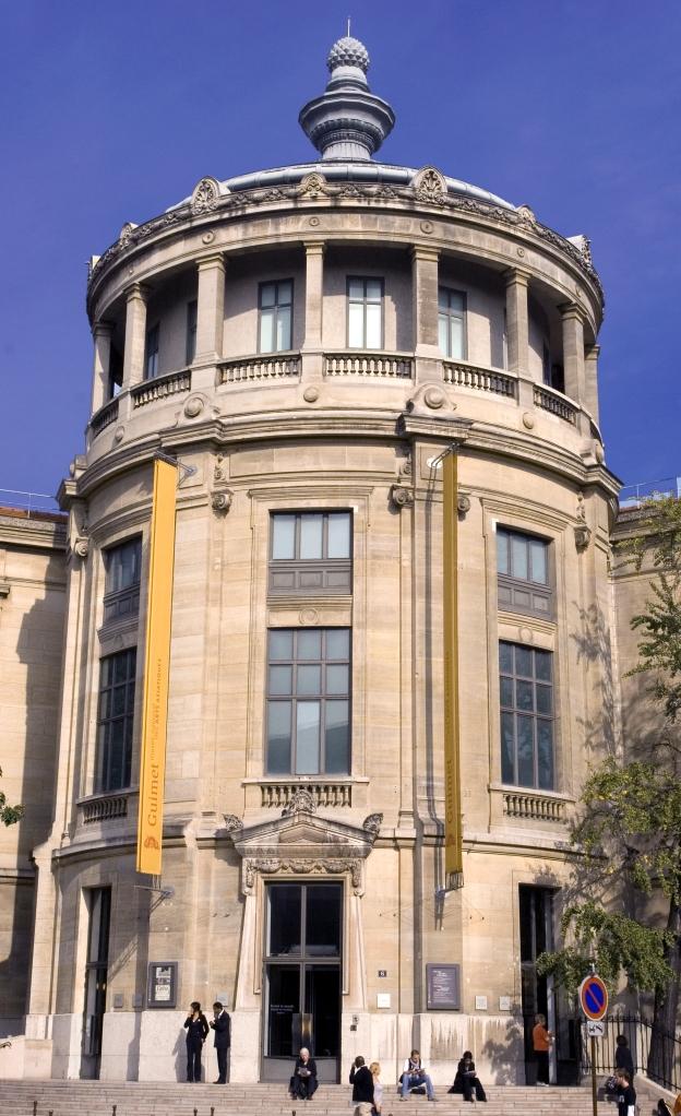 00 Entrée Principale du Musée Guimet copyright Photo JPPinon 202