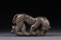 Tigre - Exposition Splendeurs des Han - Musée Guimet