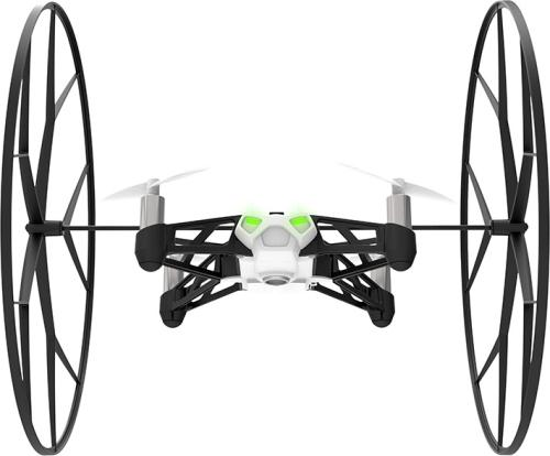 MiniDrone Parrot Rolling Spider Blanc
